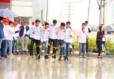 2016年大学路校区运动会