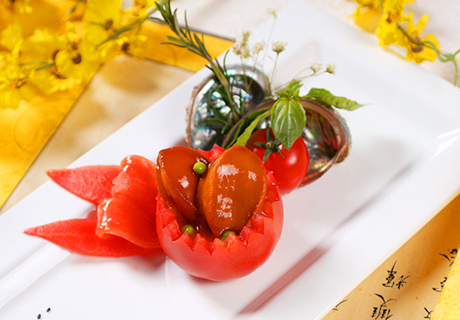 茄汁�h鲍鱼仔