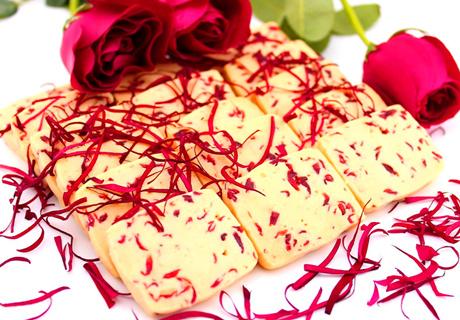 奶香玫瑰曲奇饼干