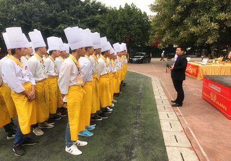 2017年厨艺擂台赛第三季