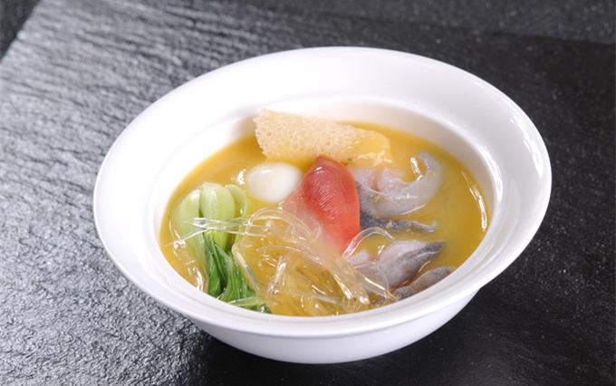清炖长寿鱼