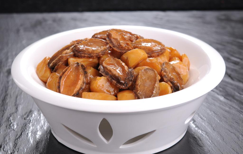 鲍鱼小土豆
