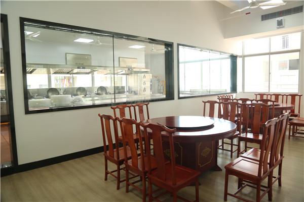 东盟校区模拟餐厅
