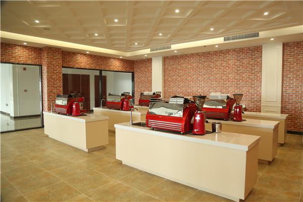 东盟校区咖啡教室