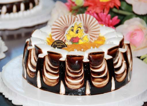 可爱毕业蛋糕图片
